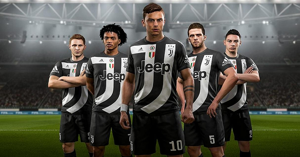 Play FIFA Juventus Football Club